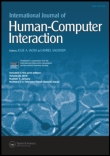 INTERNATIONAL JOURNAL OF HUMAN-COMPUTER INTERACTION