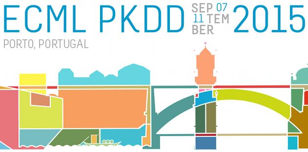 -closed- 2015 September, ECML PKDD 2015